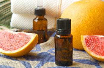 Способы применения эфирного масла грейпфрута, домашние рецепты