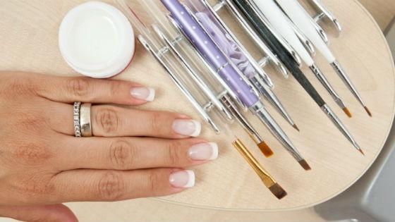 Средства и способы для осветления ногтевой пластины