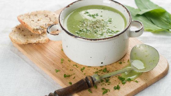 Суп-пюре для улучшения вкуса