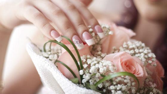 Свадебный под букет