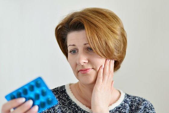 Обезболивающие таблетки, когда болит зуб