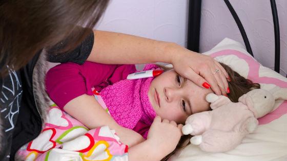 Повышение температуры, лихорадка при аденовирусе