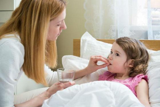 При бактериальной инфекции требуется лечение антибиотиками