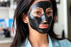 Активированный уголь в составе масок