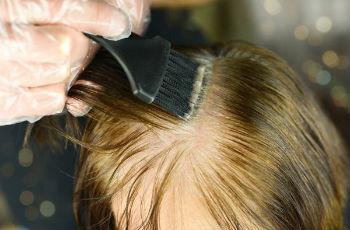 Тонировка волос после мелирования в домашних условиях