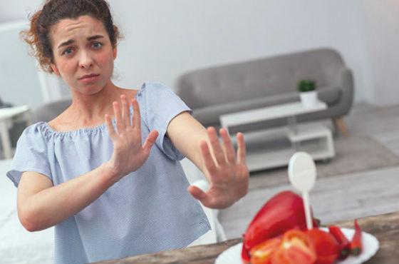 Пищевая непереносимость как причина рвотных позывов