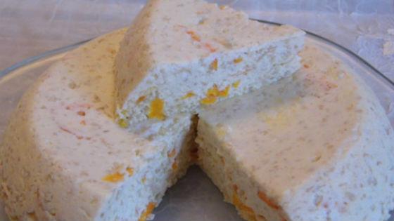 Творожный пирог с отрубями на завтрак