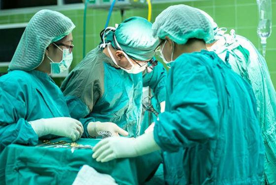 Хирургическое лечение опухолей маточной полости