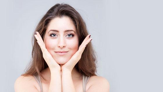 Специальные упражнения против мимических морщин на лице