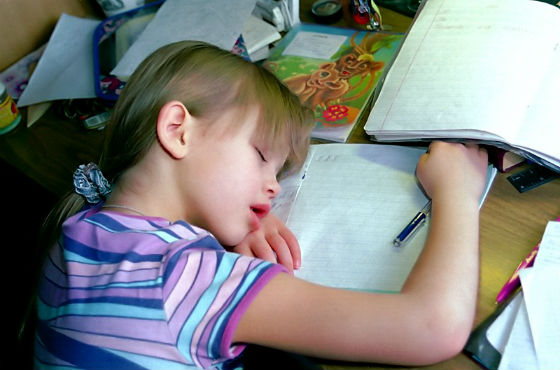 Повышенная утомляемость ведет к нежеланию получать знания