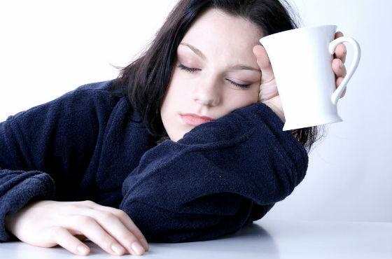 Быстрая утомляемость как частый признак ПМС