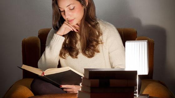 Чтение как лучшее лекарство от хандры