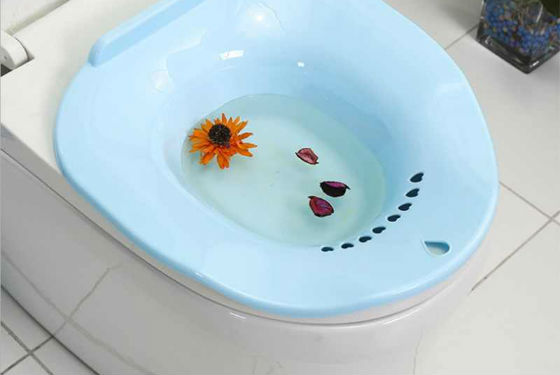 Сидячие ванночки при геморрое