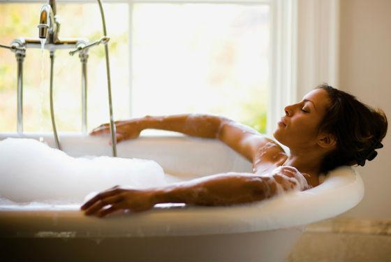 Ванны с маслами при мигренях