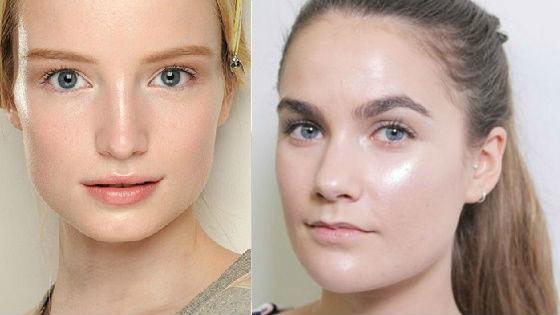 Создание эффекта естественного сияния кожи