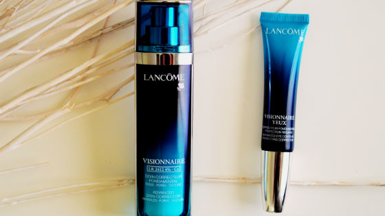 Visionnaire Corrector Advanced Skin от Lancome для отбеливания кожи
