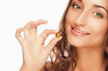 Применение витамина А для лица в домашних условиях