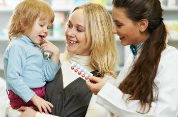 Какие витамины можно детям с 1 года