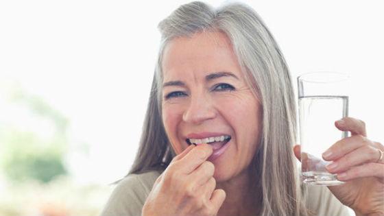 Витамины для облегчения симптомов менопаузы