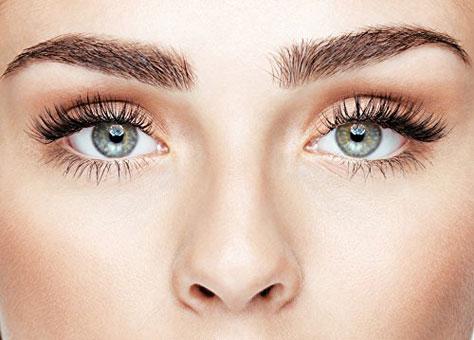 Влияние формы бровей на выражение лица
