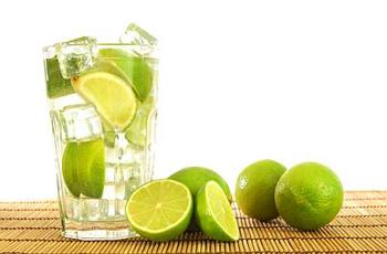вода с лимоном для похудения рецепт