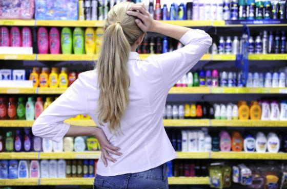 Выбор косметического средства для волос