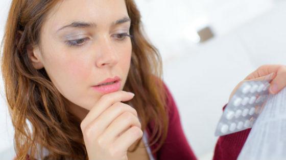 Большинство оральных контрацептивов нового поколения не ведут к набору веса