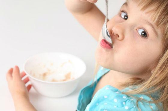 Ячневая каша в питании детей