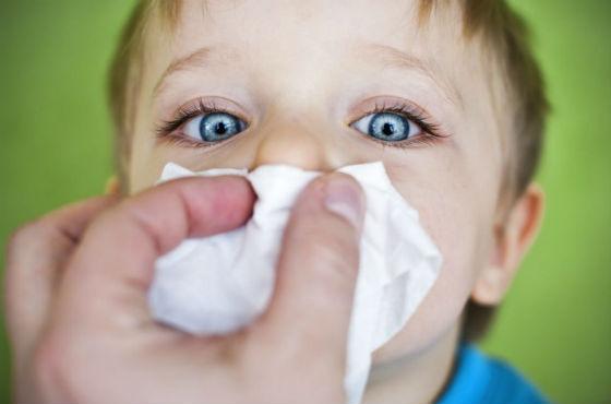 Сопли вирусного происхождения отличаются от бактериальных