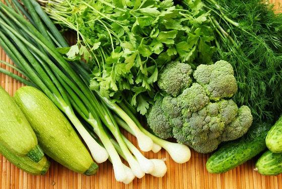 Овощи позволяется употреблять в любом виде