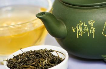 Зеленый чай, польза и вред, рецепты применения