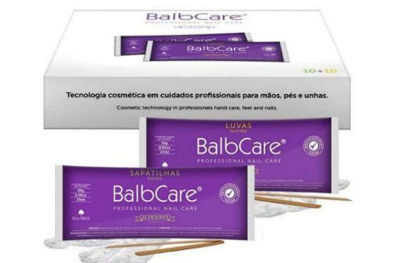 BalbCare для удаления огрубевшей кожи со стоп